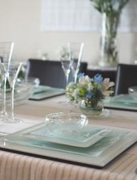 6月と7月のテーブルコーディネート&おもてなし料理レッスンのご案内です - ATELIER Let's have a party ! (アトリエレッツハブアパーティー)         テーブルコーディネート&おもてなし料理教室