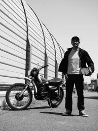 5COLORS「君はなんでそのバイクに乗ってるの?」#117 - 君はバイクに乗るだろう