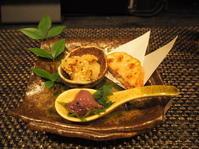 2017.01.14 創作料理陶華で一杯 - ジムニーとカプチーノ(A4とスカルペル)で旅に出よう