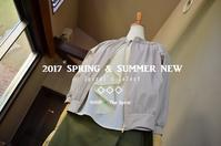 """2017 SPRING & SUMMER NEW Spiral's Select...5/17wed"" - SHOP ◆ The Spiralという館~カフェとインポート雑貨のある次世代型セレクトショップ~"