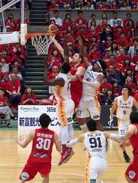 vs 仙台 #5 - gow!! 富山グラウジーズ