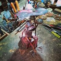 オルゴール展 / とおりゃんせ(桐生市) - Studio fu-mine Copper Works