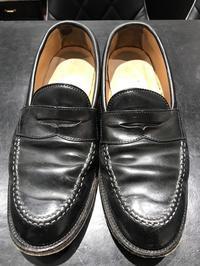 この一手間が、コードヴァンを変える - 玉川タカシマヤシューケア工房 本館4階紳士靴売場