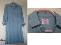 DENIM dress - minca's sweet little things