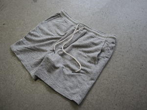 Twill Terry Drawcord Shorts - forty fiveオーナーの日記