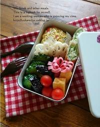 5.17 ドライカレーおにぎり弁当&サムギョプサル - YUKA'sレシピ♪