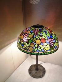 "16"" fruit lamp - atelier GLADYS  ステンドグラス工房 作り手の日々"
