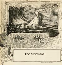 チャールズ・ロビンソン画の人魚姫② - Books