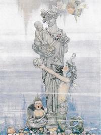 ウィリアム・ヒース・ロビンソン画の人魚姫① - Books