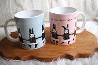 思いがけないプレゼント(悶絶的に可愛い、憧れのマグカップ from Yagiy Zakka:やぎー) - バンクーバー日々是々