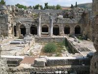 ペイレネの泉 古代コリントス - 日刊ギリシャ檸檬の森 古代都市を行くタイムトラベラー