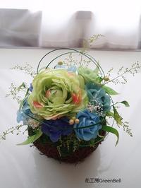 母の日ギフトに(^^♪ - お花とマインドフルネスな時間 ~花工房GreenBell~
