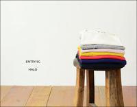 ENTRY SG[エントリーセスジー] HALO [ハロ] ショートスリーブUネックTシャツ [MEN'S] - refalt   ...   kamp temps