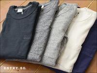 ENTRY SG [エントリーセスジー] PUEBLO 【T161CBPL】 [プエブロ] ポケットTシャツ - refalt   ...   kamp temps