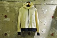 FRED PERRY Hooded Jersey Top - 仙台古着屋shack-a-luck (シャカラック)