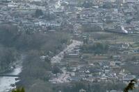 桜咲く長瀞渓谷 - 2017年春・秩父 - - ねこの撮った汽車