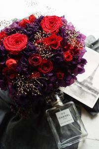オンリーワンが人気のプリザー・アートフラワーレッスン - お花に囲まれて