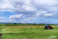 ☆ 赤いトラクター ☆ - Trimming