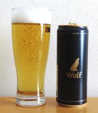 WOLF BLACK(ウルフ ブラック)~麦酒酔噺その691~名前に負けるな! - クッタの日常