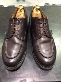 お疲れ、僕のパラブーツ - ルクアイーレ イセタンメンズスタイル シューケア&リペア工房<紳士靴・婦人靴のケア&修理>