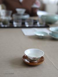 安吉白茶「玉玲瓏」 - お茶をどうぞ♪