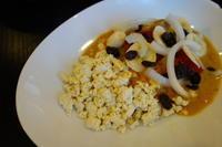 無事に健康診断終了、そしてチキンカレー - bluecheese in Hakuba & NZ:白馬とNZでの暮らし