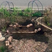 庭改造&DIY、苗植え付け - Homely