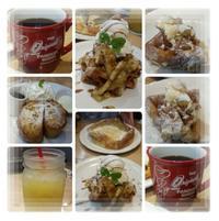 お土産贈呈式@新宿・オリジナルパンケーキハウス♪ - コグマの気持ち