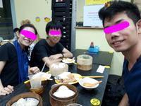 友人おすすめ飲茶とゾンビ映画 - シングリッシュin シンガポール