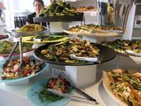 ロンドンでサラダを食べる歓び! 行くならここ! - イギリスの食、イギリスの料理&菓子