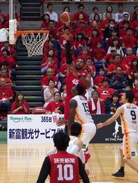 vs 仙台 #6 - gow!! 富山グラウジーズ