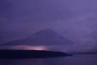 とある日の富士山 - 風とこだま