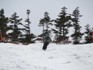 滑走38日目☆かぐら、田代コブ練習 - Carmenの粉雪スキャット