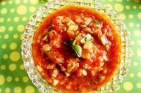 【レシピあり!】トマト嫌いのわたしが、おすすめする食べるサルサソース。 - 子供と楽しむ北欧生活