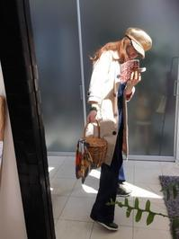 コーデ☆バッグ&キャスケット - ケセラセラ~家とGREEN。