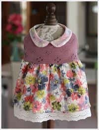 さくらの洋服とさくらと大のトリミングと、今日の家ごはん、まとめて~ - さくらおばちゃんの趣味悠遊