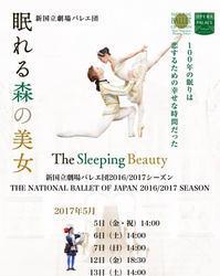 新国立劇場バレエ団 眠れる森の美女 - サワロのつぶやき♪2 ~東京だらりん暮らし~