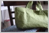 刺繍のバッグ - A