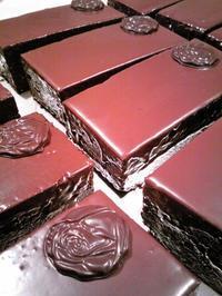チョコレートのお菓子いろいろ。 - 手作りケーキのお店プペ