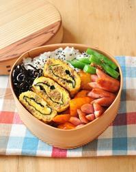 2日分のお弁当 - 家族へ 健康弁当