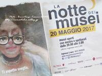 """""""1€で楽しめる♪イベント「美術館の夜」@5/20開催! """" - ROMA  - PhotoBlog"""