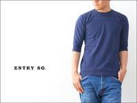 ENTRY SG[エントリーセスジー] REMEDY[レメディ] 五分丈Tシャツ - refalt   ...   kamp temps