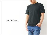ENTRY SG [エントリーセスジー] EXCELLENT WEAVE [エクセレントウィーブ] 吊り編み機Tシャツ - refalt   ...   kamp temps