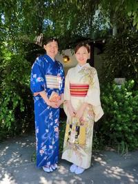 きらきらまぶしい日差しのなかで。 - 京都嵐山 着物レンタル&着付け「遊月」