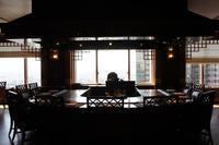 鉄板焼きランチ - オートクチュールの旅日記