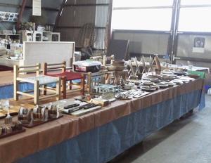 展示販売会の準備 - 木遊人masamiの十勝lifelog