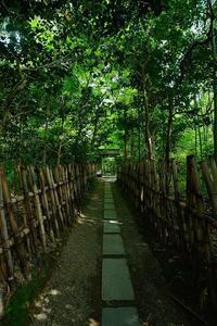 新緑巡り@厭離庵 - デジタルな鍛冶屋の写真歩記