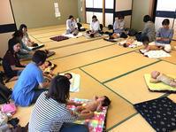 5月18日 ベビマ例会を開催しました - 子育てサークル たんぽぽの会