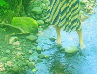 緑になりたい。 - 三恵 poem  art