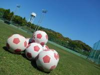 年長さんがサッカー体験に行ってきました! - みかづき第二幼稚園(高知市)のブログ